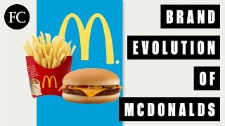 Download 74 Years of McDonald's Marketing in Two Minutes Video