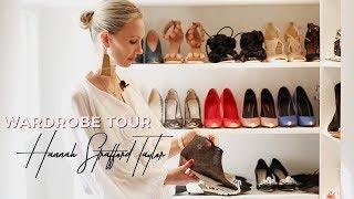Download Designer Fashion Wardrobe Tour 2017 Video