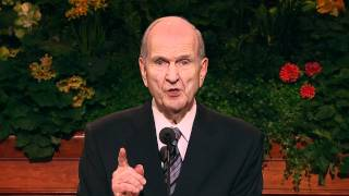 Download Elder Russell M. Nelson - Face the Future with Faith Video
