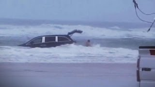 Download Kids Screamed as Mom Drove Van into Ocean, Rescuers Say | Nightline | ABC News Video