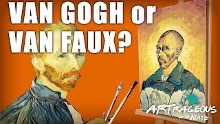 Download Van Gogh or Van Faux? Video