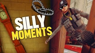 Download Rainbow Six Siege - Silly Moments Montage! (Big Fails, LOLS, Funny Moments & Rounds) Video