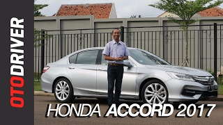 Download Honda Accord 2017 Review Indonesia | OtoDriver | Supported by Autopro Indonesia Video