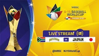 Download South Africa v Japan - U-15 Baseball World Cup 2018 Video