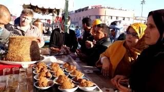 Download Уличная еда в Марокко Video