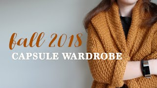 Download Fall capsule part 1: How to build a capsule wardrobe Video