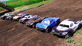Download RC ADVENTURES - ″Little Dirty″ Canadian Large Scale 4x4 Offroad Race Highlight Reel - Losi 5T Video