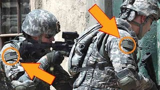 Download Why Is The Flag On A Soldier's Uniform In Reverse Video