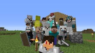 Download SURVIVAL CU BRIGADA - AVENTURA CONTINUA | Minecraft Video