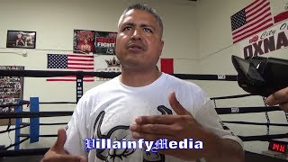 Download ROBERT GARCIA REACTS TO MCGREGOR SPARRING MALIGNAGGI ″DOESN'T MATTER...NOT GONNA MAKE A DIFFERENCE″ Video