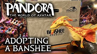 Download Adopting a Banshee from the Rookery - Pandora: The World of AVATAR at Disney's Animal Kingdom Video