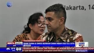 Download Bank Dunia dan Swiss Hibahkan US$ 13,4 Juta ke Indonesia Video