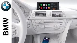 Download BMW ConnectedDrive | Apple Car Play (BMW.nl) Video