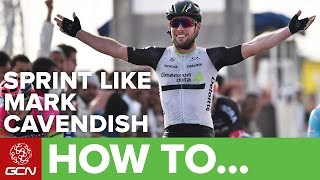 Download How To Sprint Like Mark Cavendish – Cav's Top 5 Sprinting Tips Video
