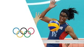 Download Women's Volleyball Pool B - Korea v USA | London 2012 Olympics Video