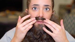 Download Я СТАЛА БОРОДАТОЙ !!! Как отрастить бороду !- Дженна Марблс Video