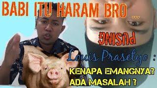 Download Louis Prasetyo    meluruskan pernyataan bahwa Babi itu boleh dimakan dan HALAL Video