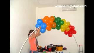 Download decoracion con globos plaza sesamo Video