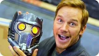 Download Chris Pratt Shows You Around the Set of Guardians of the Galaxy Vol. 2 // Omaze Video