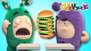 Download Oddbods NEW | FOOD FIASCO #5 | Funny Cartoons For Kids | The Oddbods Show Video
