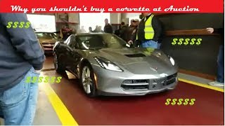 Download Heres why you cant buy a Corvette at auction! Video