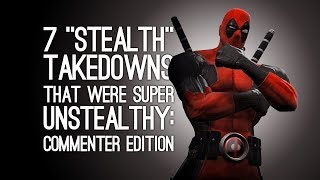 Download 7 ″Stealth″ Takedowns That Were the Least Stealthy Thing to Ever Happen: Commenter Edition Video
