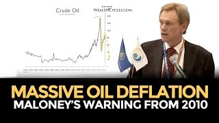 Download $10 Oil? Massive Oil Price Drop - Warning From Mike Maloney In 2010 Video