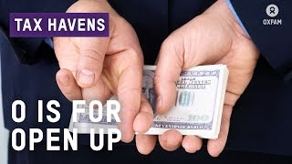 Download The A-Z of Tax havens part 4 | Oxfam GB Video