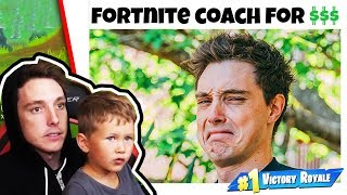 Download i became a fortnite coach Video