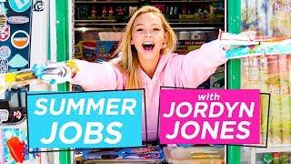 Download JORDYN JONES ICE CREAM TRUCK CHALLENGE | Summer Jobs w/ Jordyn Jones Video