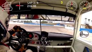 Download Sebring Jim Pace Porsche 911 RSR Onboard Video