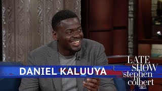 Download Daniel Kaluuya: 'Get Out' Shows How White People Say Weird Stuff Video