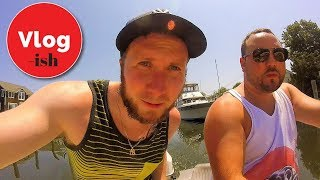 Download Boat Day Vlogish Video