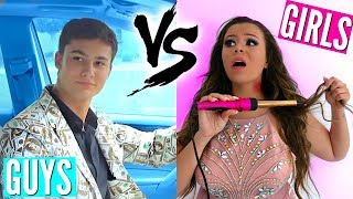 Download Guys Vs. Girls Back to School PROM! Video