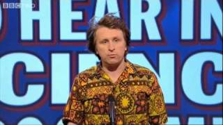 Download Unlikely Things to Hear in a Science Programme - Mock the Week - BBC Two Video