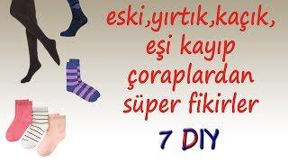 Download Çoraplarla Yapılan Şaşırtıcı Fikirler | Amazing Ideas With Socks | Diy Video