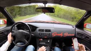 Download Nissan 200sx S14a/S13 drifts (tandem) on streets and nürburgring Video