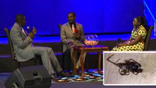 Download My Testimony - SCARY SPIDER drops out of an ear Video