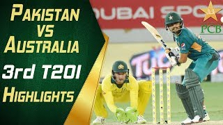 Download Pakistan Vs Australia 2018   3rd T20I   Highlights   PCB Video