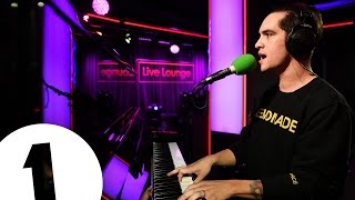 Download Panic! At The Disco cover Starboy by the Weeknd/Daft Punk in the Live Lounge Video