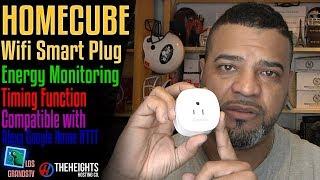 Download Homecube Wifi Mini Smart Socket 🔌 : LGTV Review Video