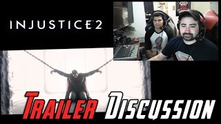 Download Injustice 2 Story - AJ Reaction & Roster/Gear Analysis Video
