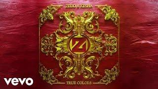 Download Zedd, Kesha - True Colors (Audio) Video