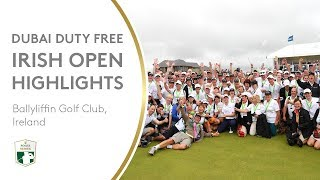 Download Extended Tournament Highlights | 2018 Dubai Duty Free Irish Open Video