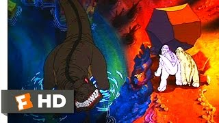 Download The Land Before Time (9/10) Movie CLIP - Petrie Saves His Friends From Sharptooth (1988) HD Video
