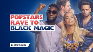 Download Pop Stars Rave To Little Mix's Black Magic! Video