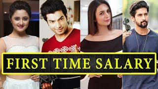 Download First Time Salary Of Top 10 Indian TV Serial Actors Video