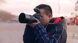 Download Portrait de Little Shao, photographe | Adobe France Video