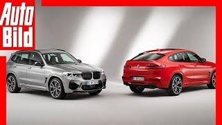 Download BMW X3 M/X4 M (2019) Vorstellung / Sitzprobe / Review Video