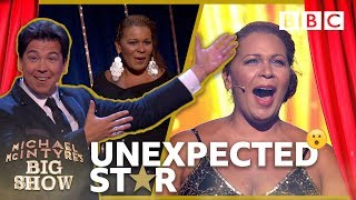 Download Unexpected Star: Leanne - Michael McIntyre's Big Show: Series 2 Episode 3 - BBC One Video